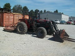 Tractor For Sale 2000 Case IH C90 , 90 HP