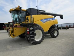 Combine For Sale 2012 New Holland CR6090