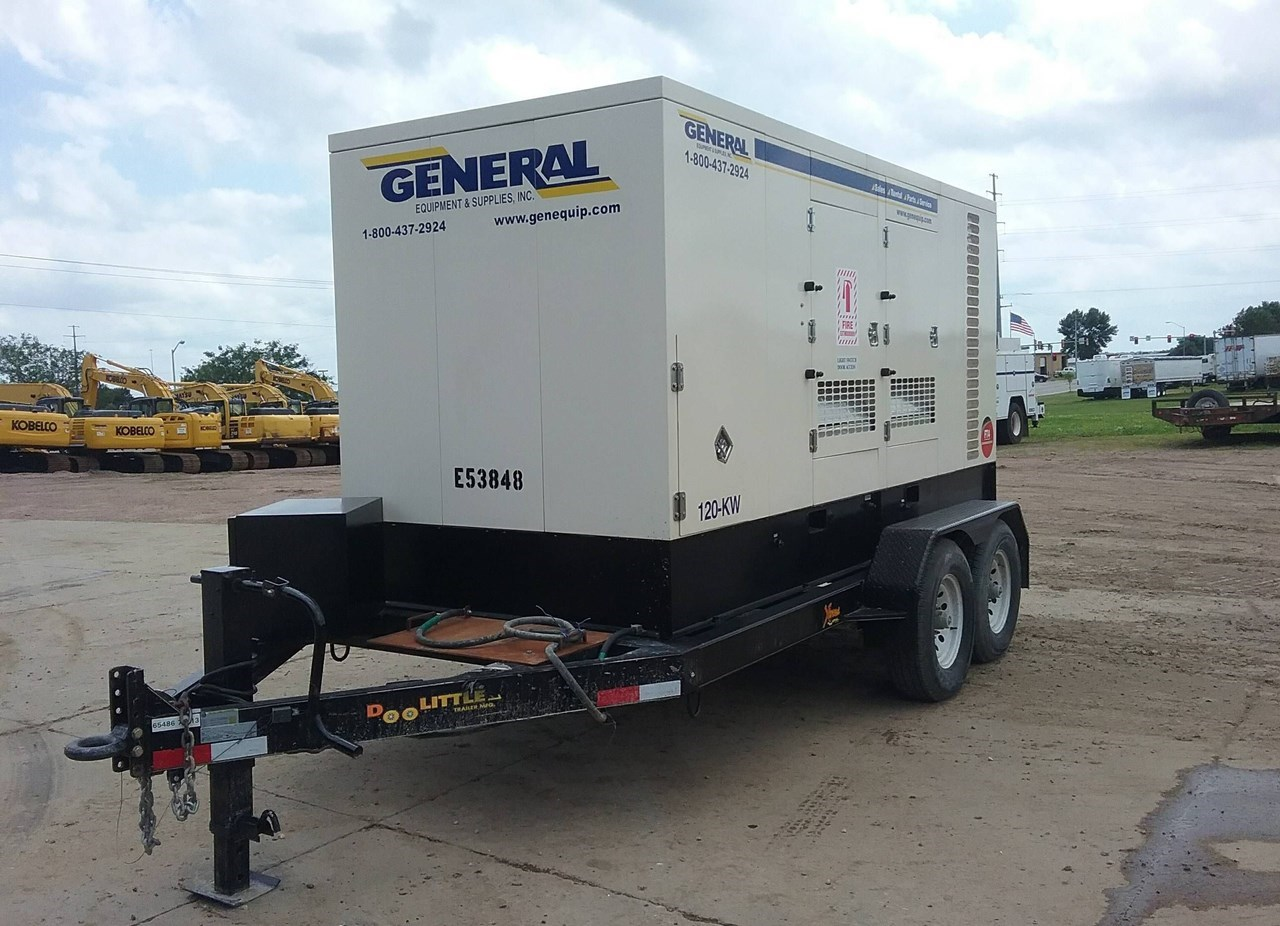 2017 Other 120 KW Generator & Power Unit For Sale