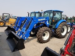 Tractor For Sale 2018 New Holland POWERSTAR 110 , 93 HP