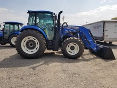 Tractor  2018 New Holland POWERSTAR 120 , 100 HP