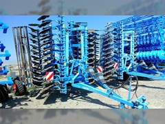 Disk Harrow For Sale 2013 Lemken RUBIN 9/600KUA