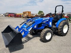 Tractor - Compact  2018 New Holland BOOMER 45