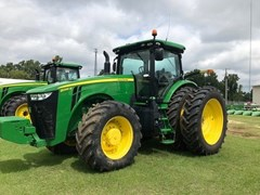 Tractor For Sale 2016 John Deere 8295R , 295 HP