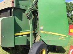 Baler-Round For Sale 2013 John Deere 469 Silage Special