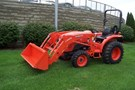 Tractor For Sale:   Kubota L3901HST , 37 HP
