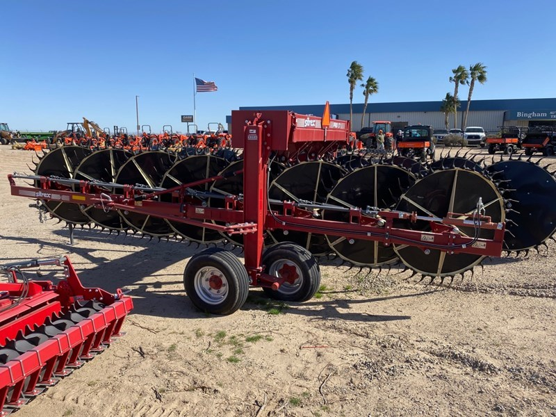 2016 Sitrex PRO 17/2 Hay Rake-Unitized V Wheel For Sale