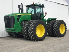 Tractor For Sale 2007 John Deere 9430