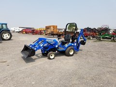 Tractor For Sale 2018 New Holland WORKMASTER 25S , 25 HP