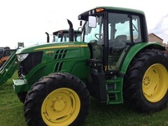 Tractor - Utility For Sale 2015 John Deere 6125M , 125 HP