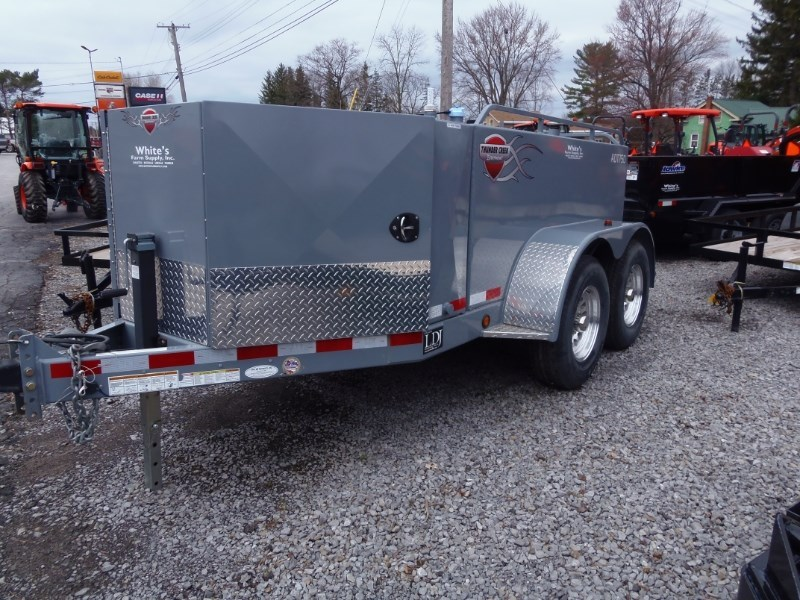 2014 Thunder Creek ADT750-D Fuel Trailer For Sale