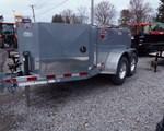 Fuel Trailer For Sale: 2014 Thunder Creek ADT750-D