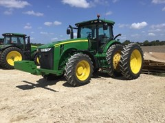 Tractor For Sale 2012 John Deere 8235R , 235 HP