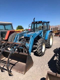 Tractor For Sale 1998 Ford 7740 , 86 HP