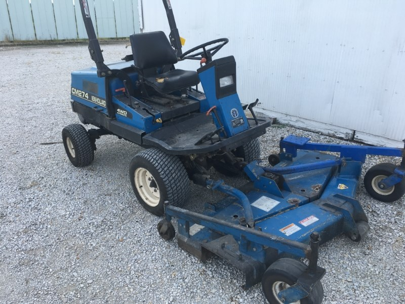 New Holland CM274 Riding Mower For Sale