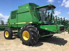 Combine For Sale 1990 John Deere 9600