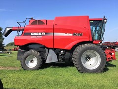 Combine For Sale 2008 Case IH 6088