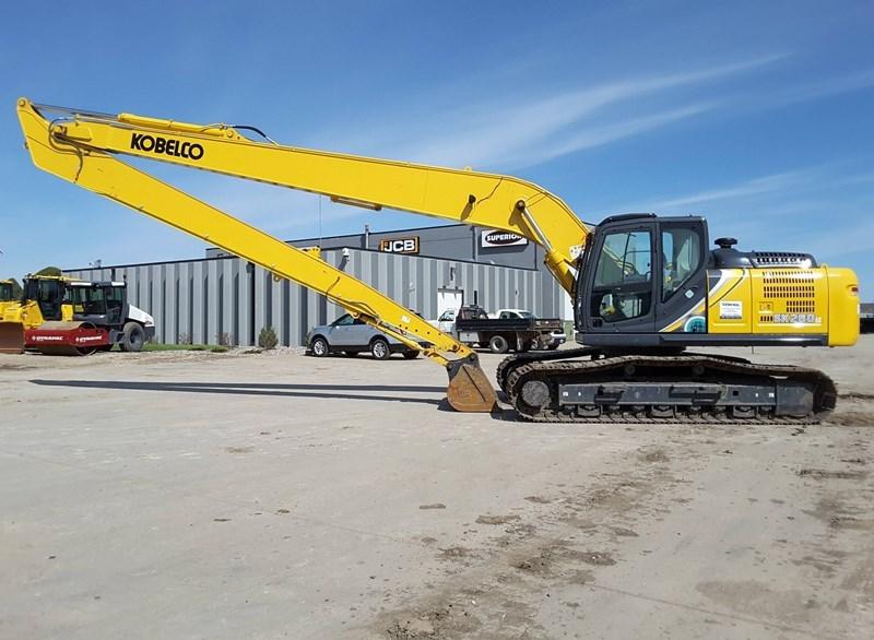 2018 Kobelco SK260LC-10 Excavator For Sale