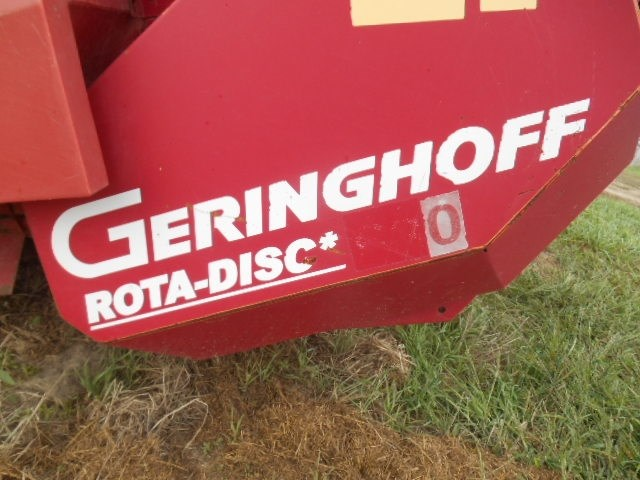1998 Geringhoff 630 Header-Corn For Sale