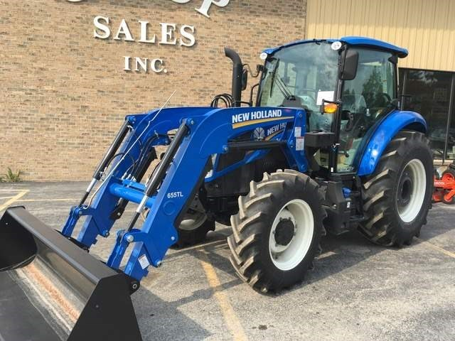 2017 New Holland T4.100 Tractor For Sale