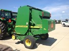 Baler-Round For Sale:  2004 John Deere 457 Silage Special