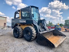 Skid Steer For Sale 2013 John Deere 320D , 66 HP