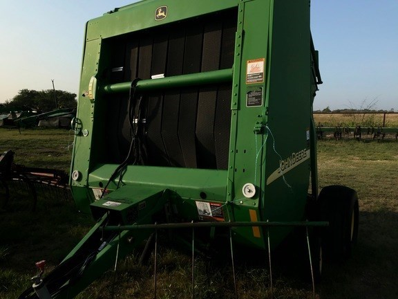 2001 John Deere 567 Baler-Round For Sale