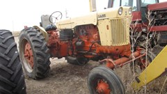Tractor For Sale Case 800