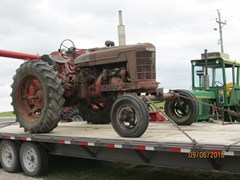 Tractor For Sale IH M