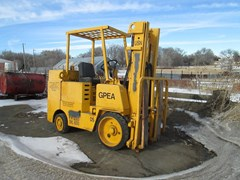 Lift Truck/Fork Lift For Sale Allis Chalmers 6000