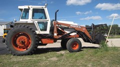 Tractor For Sale 1983 Case 2590