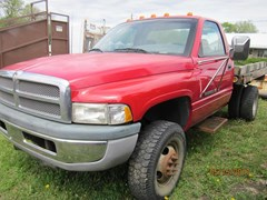 Pickup Truck For Sale 1998 Dodge RAM W3500