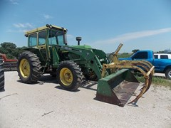 Tractor For Sale John Deere 2940 MFD