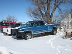 Pickup Truck For Sale 1999 Dodge 3500
