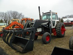 Tractor For Sale 1976 Case 1370