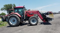Tractor For Sale 2010 McCormick XTX 165 MFD