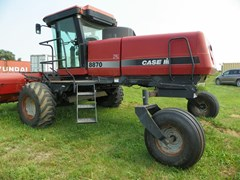Windrower For Sale Case IH 8870