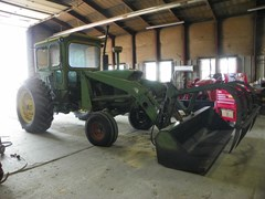 Tractor For Sale 1972 John Deere 4020