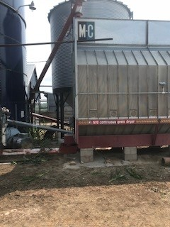 1998 MC 570EM stationary grain dryer Misc. Ag For Sale
