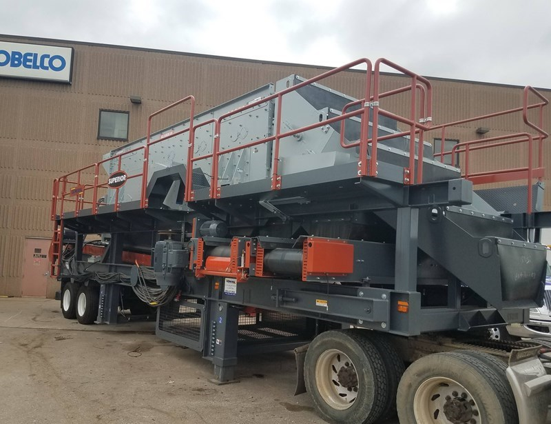 2018 Superior 7203-38 Screening Plant For Sale