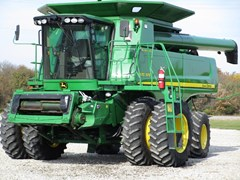 Combine For Sale 2011 John Deere 9670 STS , 305 HP