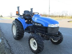 Tractor For Sale 2003 New Holland TC33DA , 28 HP