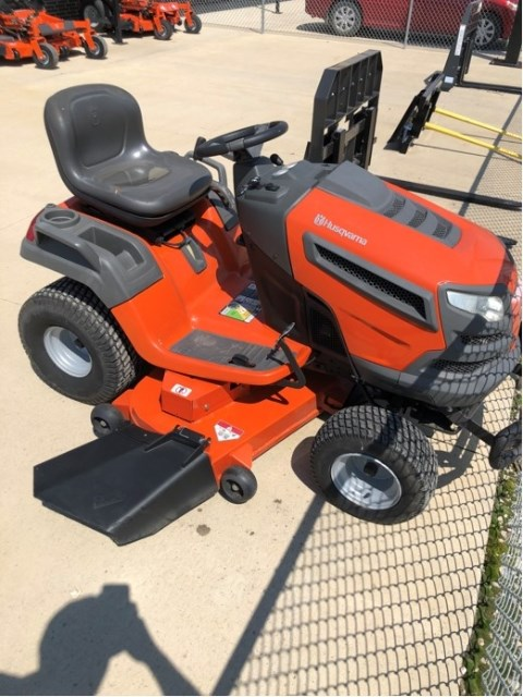 2015 Husqvarna YT48XLS Riding Mower For Sale