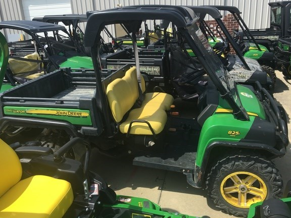 2012 John Deere XUV 825i Utility Vehicle For Sale