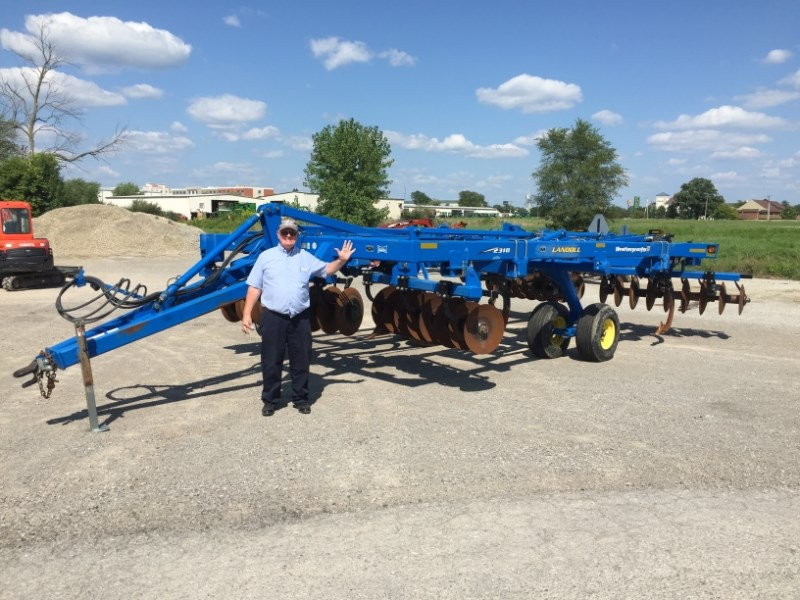 2010 Landoll 2310-5-30 Rippers For Sale