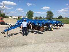 Rippers For Sale:  2010 Landoll 2310-5-30