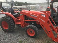 Tractor For Sale 2016 Kubota L3901DT , 37 HP