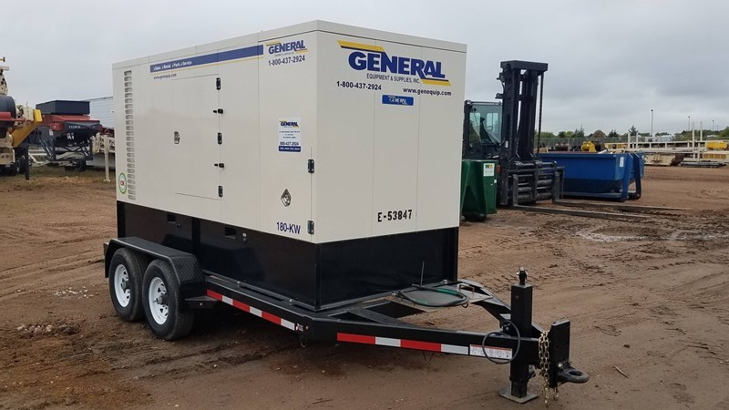 2018 Other 180 KW Generator & Power Unit For Sale