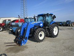 Tractor For Sale 2008 New Holland T6020 , 110 HP