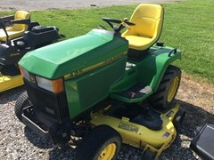John Deere Riding Mowers For Sale Wm Nobbe Co St Louis Missouri